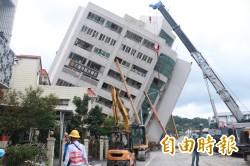 習慣地震也心驚 花蓮人:這輩子第一次遇到樓倒!