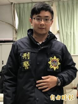 陳家欽高市警長任內創舉 防寒外套絕版更搶手