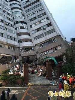 雲門翠堤再增1男1女罹難 花蓮強震已釀9死