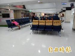 「航站情緣」真實版!蘭嶼停飛 她一家5口待機場9天