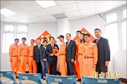 對未來有信心 蔡總統:今年台灣會更壯大