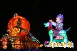 台灣燈會主燈「狗吠火車無綵工」? 民俗專家各有看法