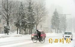 北海道颳起大雪 277航班受影響、157列車班次停駛