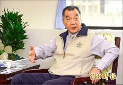 專訪退輔會主委談年改 「國防需求 軍人、公教須脫鉤」