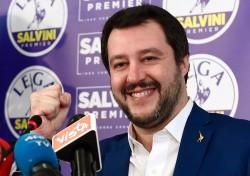 義大利大選現僵局 民粹領袖、右翼黨魁搶組閣權