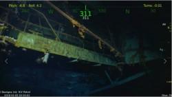 史上首次航母對決遭擊沉 美航母「列星頓號」找到了!