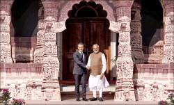 印度聯手法國 護印度洋航行自由