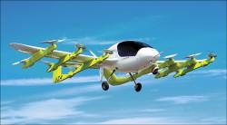 谷歌空中計程車 紐西蘭試飛
