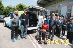 巡迴40據點 竹市啟動輔具服務專車