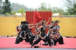 全國創意宋江陣頭大賽 西螺農工等6隊晉級決賽