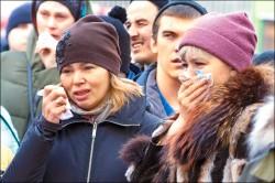 俄羅斯商場惡火 至少64死 40人是孩童