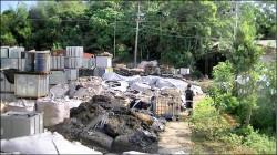 200噸毒液污泥 藏樹林污染7年