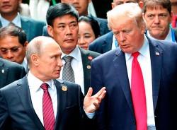 白宮美俄元首峰會? 兩國都說再等等