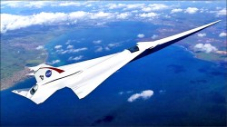NASA新機 超音速無噪音