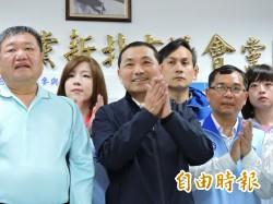 國民黨新北初選民調曝光 55%:34%侯友宜大勝周錫瑋