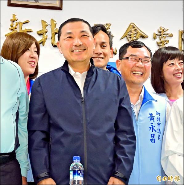 新北市長選舉大勢 侯友宜戰蘇貞昌