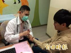 疫病》東部首例!國中生染腸病毒D68型 住院17天撿回一命