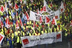 德、法紛紛罷工 今歐洲數百航班取消