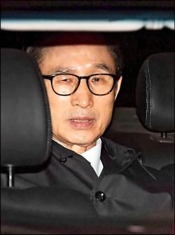 南韓前總統李明博16罪起訴 一審恐判刑24年