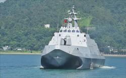 海軍明操演 總統將登艦校閱