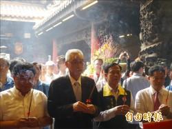 國共論壇 國民黨:都以吳出訪規劃