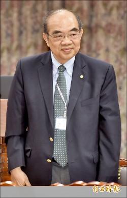 吳茂昆首度備詢 宣示管案週五有定論