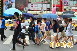 梅雨季第一道鋒面! 吳德榮:下週四抵達台灣
