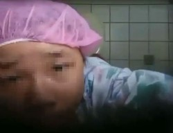 醫院裝針孔搞偷拍!院方與警方已確認女護理師身分