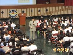 賴揆:併吞台灣是中國國策、陽謀
