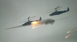 又有軍機墜機!俄Ka-52攻擊直升機墜毀敘利亞