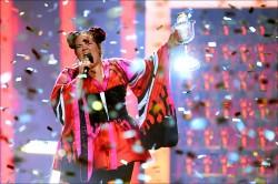 以色列歌手「聲」援#MeToo 歐洲歌唱大賽奪冠