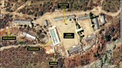 北韓廢核玩真的 核試場有拆除跡象