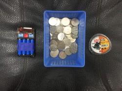 沒錢吸毒 他倆竟用電擊干擾偷兌幣機零錢