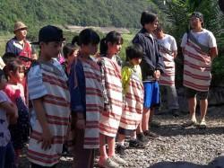 新光國小司馬庫斯準畢業生 遠赴南投泰雅發源地尋根