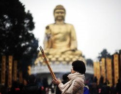 中共打壓宗教新目標 嚴管佛道教大神像