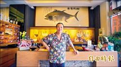 10度標得東港第一鮪/餐廳老闆挺漁民 賠本續出標