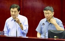 「白綠溝通」橋樑 陳景峻不辭副市長