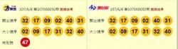 6/8 大樂透、今彩539、雙贏彩 頭獎統統摃龜!