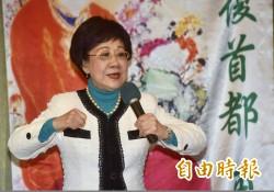 陳菊今拜會呂秀蓮 互動氣氛融洽共進午餐