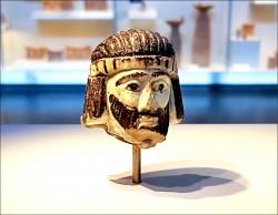 以國出土3千年頭像 疑聖經記載國王