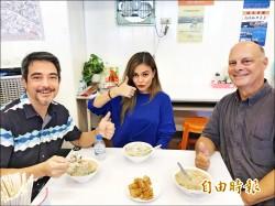 美女網紅愛上台南美食 「準備胖10公斤」
