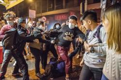 港府打壓 六青年政治領袖牢獄災
