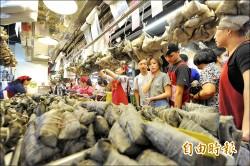蕉價升到15.6元 24%粽子變貴/消保處查訪 端午節前物價跌多漲少 菜價平穩