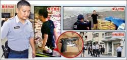 警開槍來不及上扣 匪乘機奪槍
