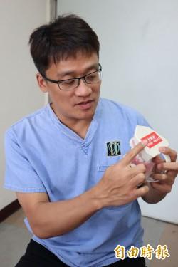 美國知名牙醫陳俊龍  回台考照執業!