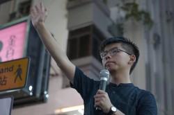 七一街頭見! 香港眾志:自決運動不停步