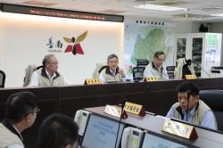 台南市明正常上班上課 放假標準:和全國一樣