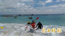 大鵬灣、小琉球4月遊客大爆量! 齊創單月最高紀錄
