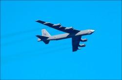 威懾中國 美擬升級B52轟炸機