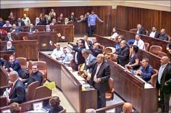 「種族隔離」以色列通過民族國家法